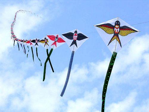 עפיפונים בסין