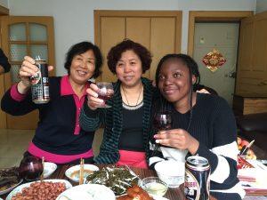 ארוחה בסין